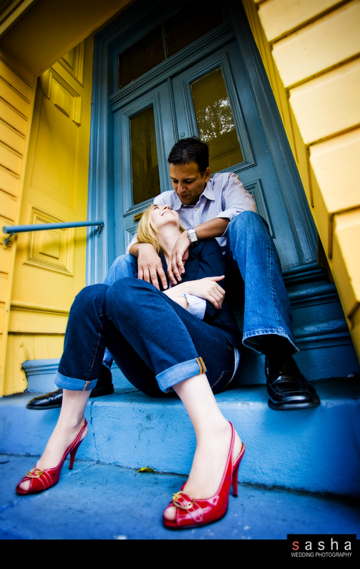 san francisco esession photography