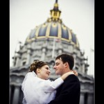 san francisco city hall wedding dome