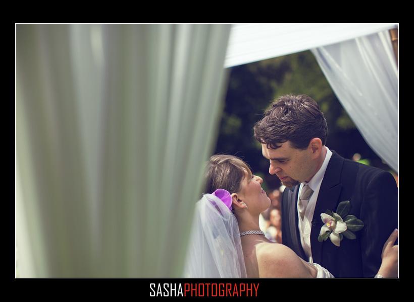 mountain terrace wedding ceremony photography
