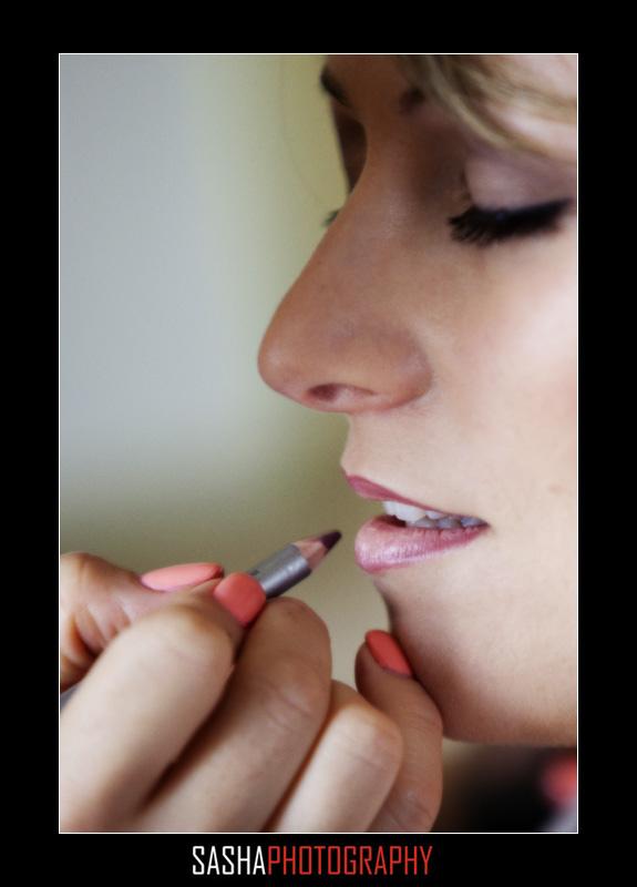 bride makeup photo