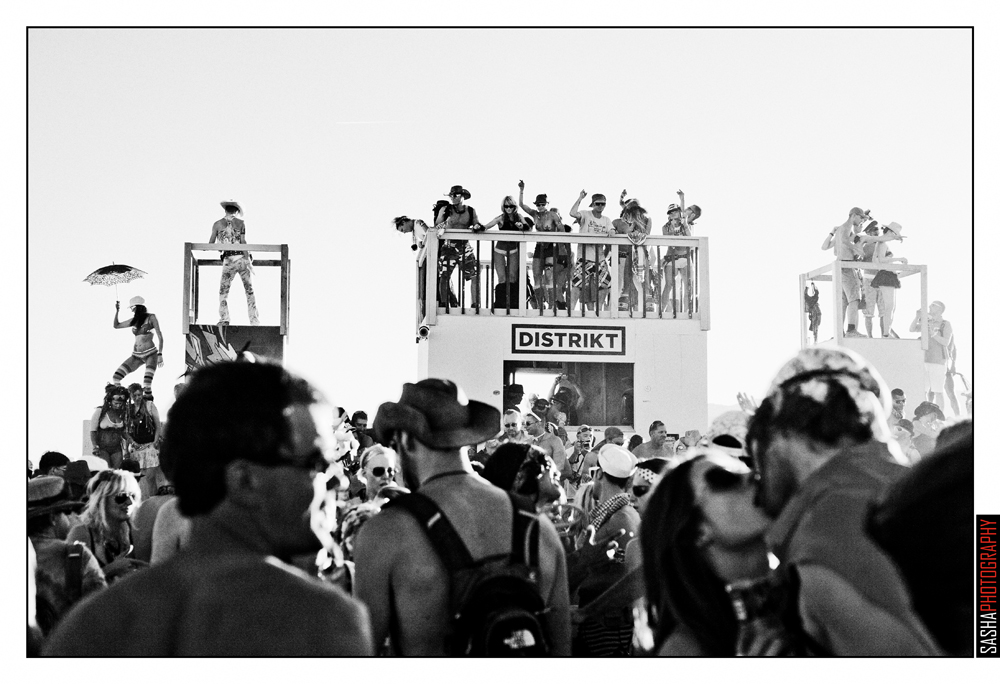 burning man 2010 photo