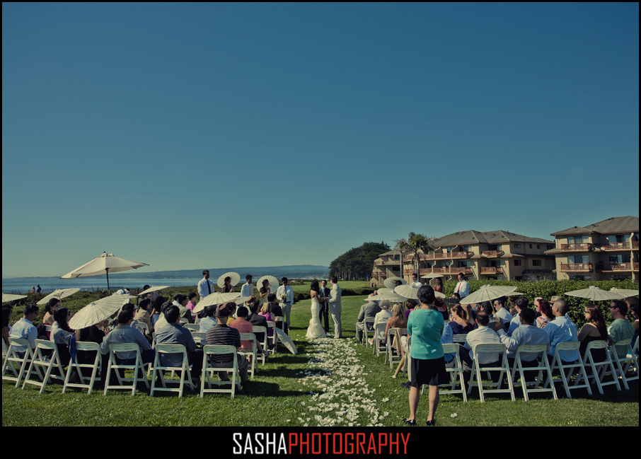 seascape resort santa cruz wedding