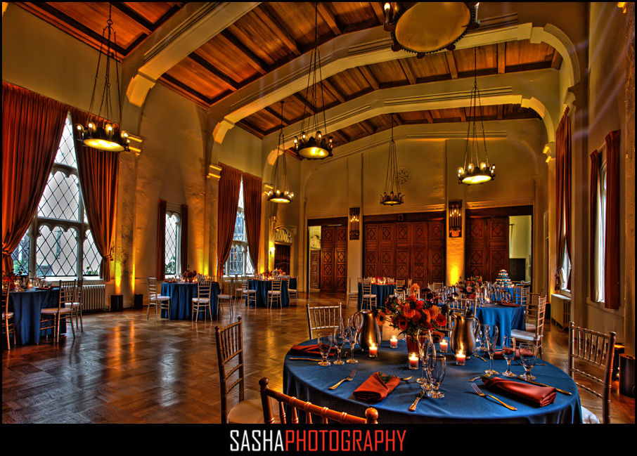 Berkeley City Club Wedding