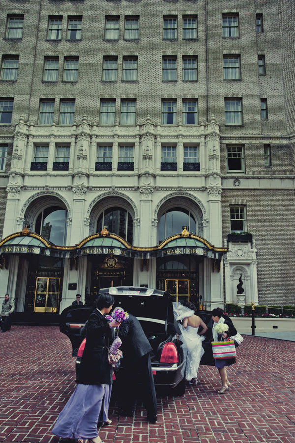 mark hopkins hotel san francisco wedding
