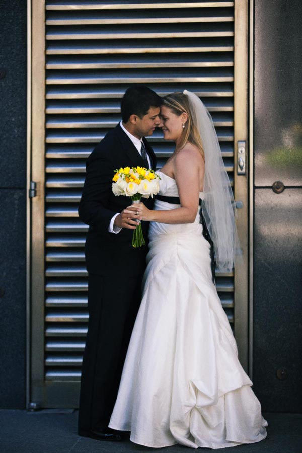 san francisco financial district wedding