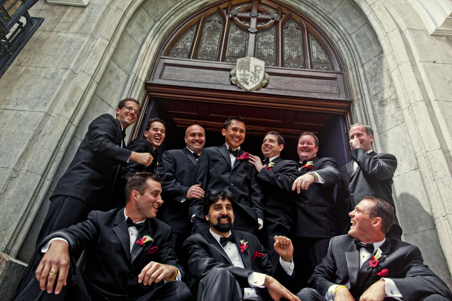 old st marys cathedral san francisco wedding