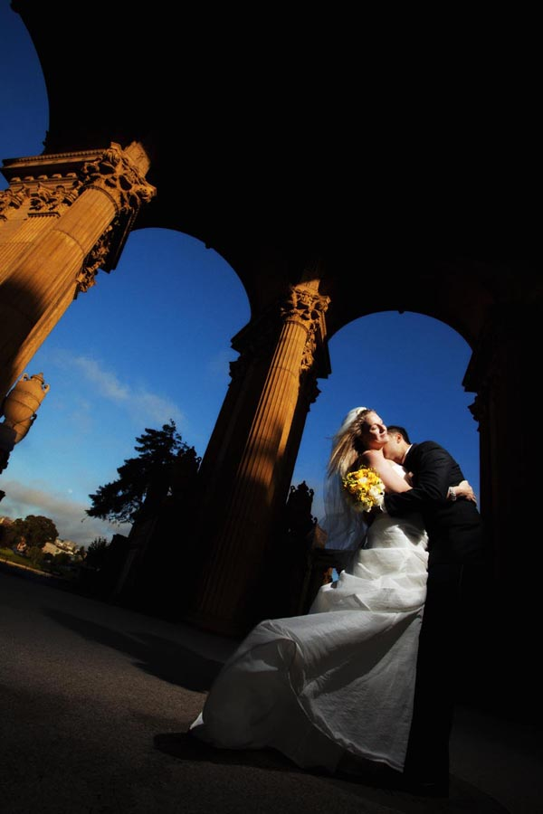 palace of fine arts wedding