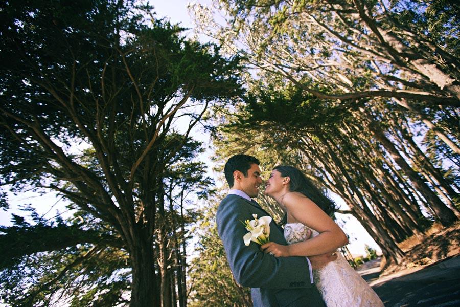 sf city hall wedding photo