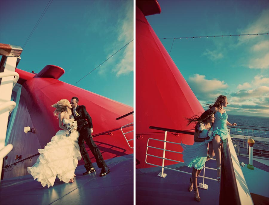 mexico cruise destination wedding