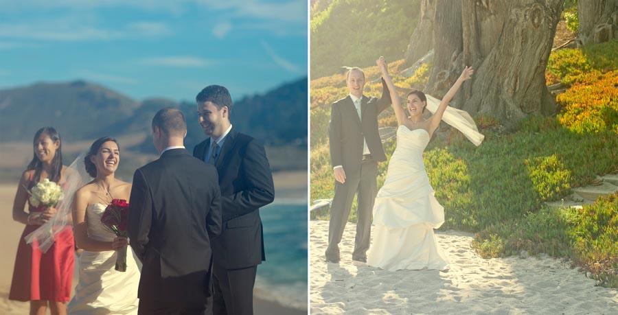 carmel wedding stewarts cove