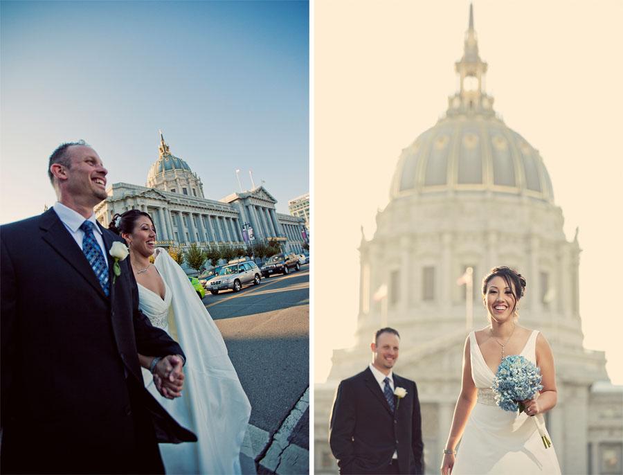 sf city hall wedding
