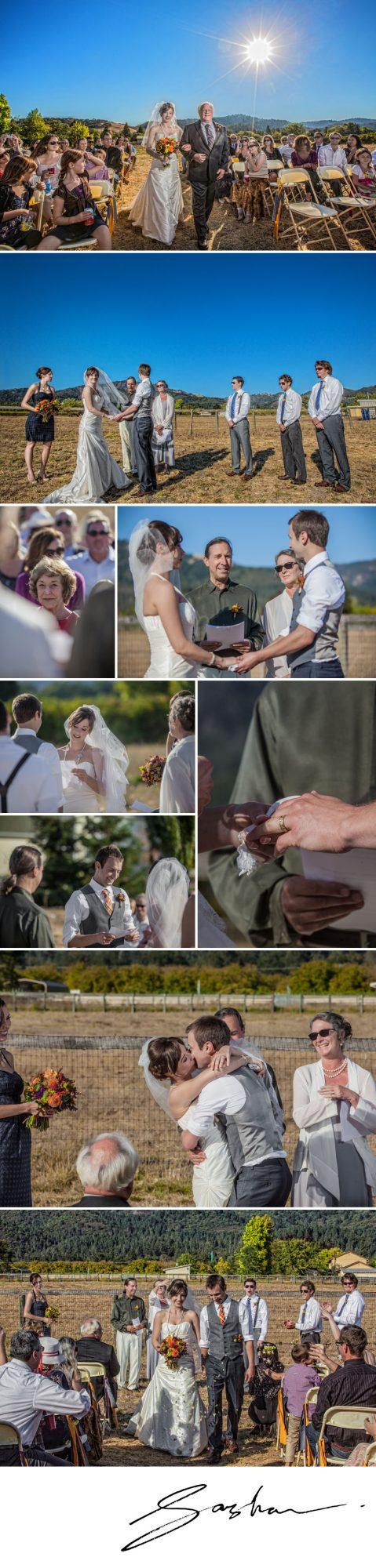 kenwood depot sonoma wedding