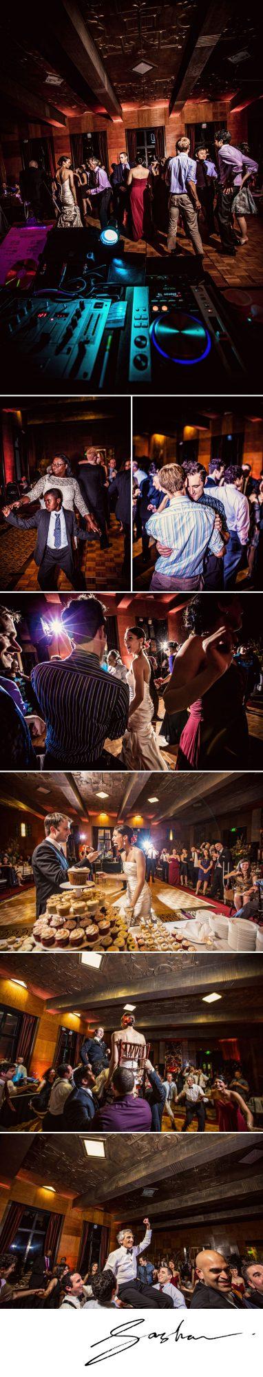 sf city club wedding