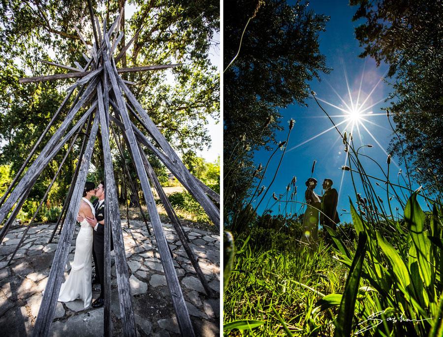 campovida creative wedding portraits