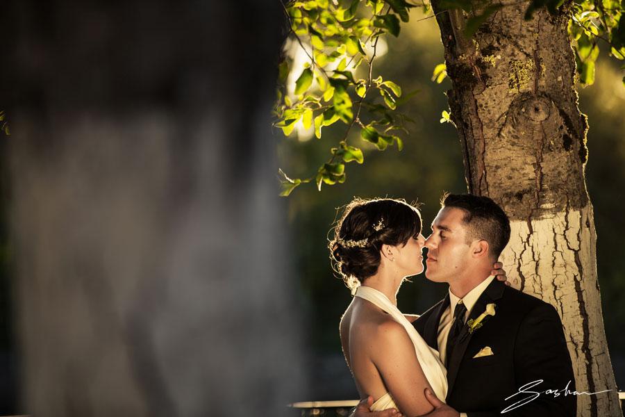 campovida sunset pictures bride groom