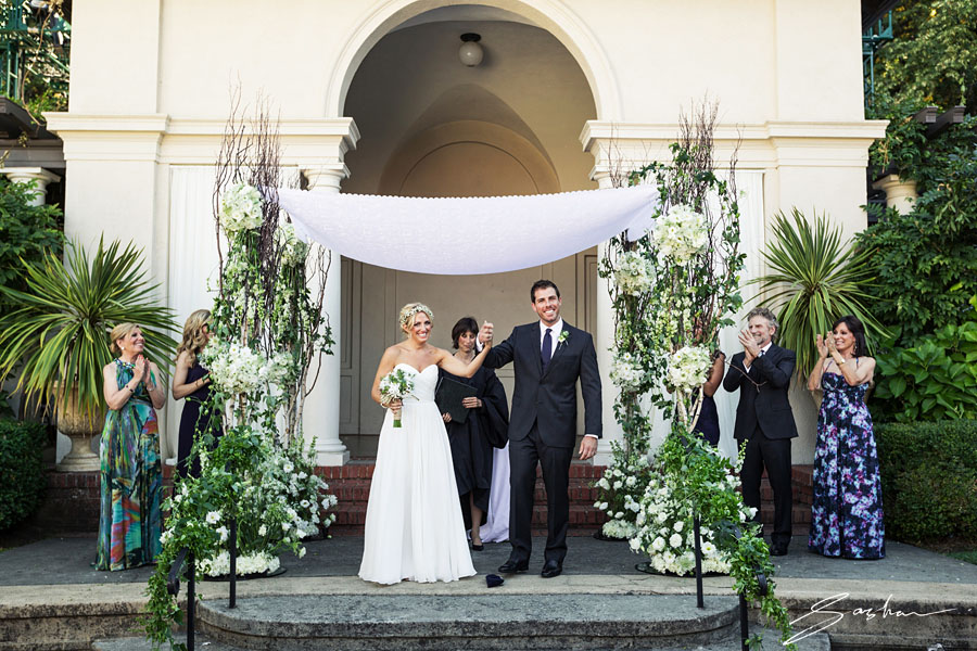 villa montalvo jewish wedding