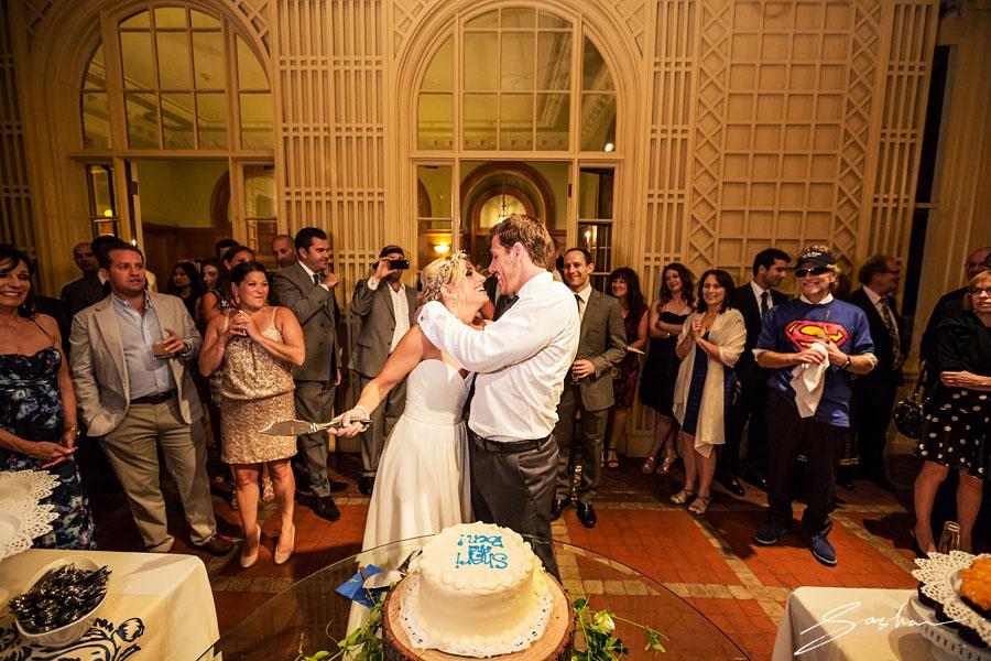 villa montalvo cake cutting
