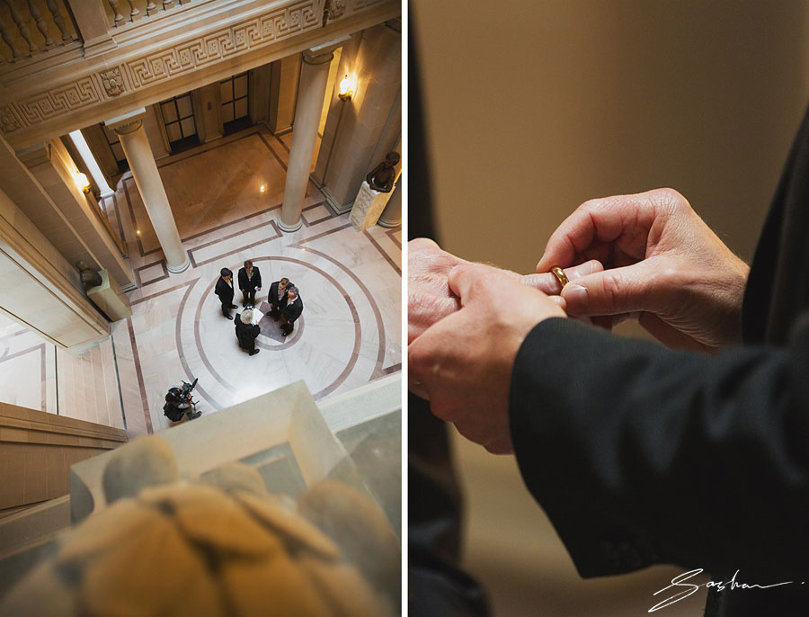 gay wedding san francisco city hall