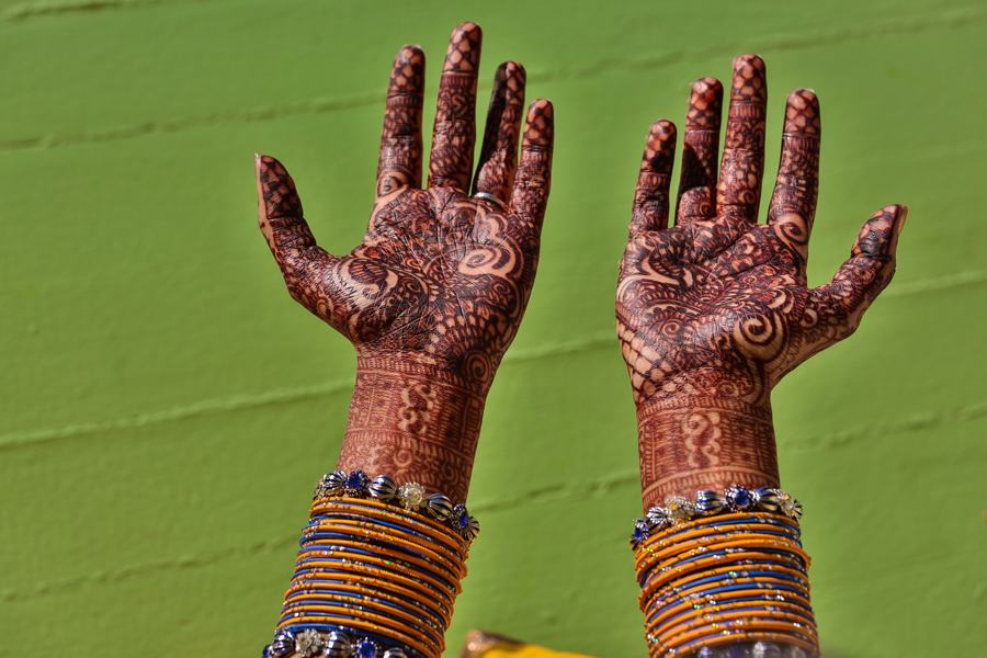 indian weddings henna