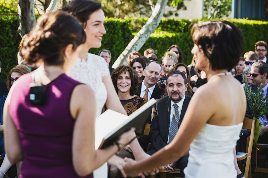 cornerstone sonoma wedding ceremony