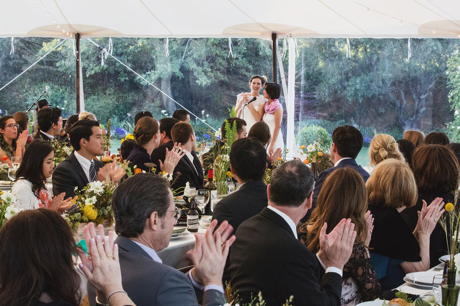cornerstone sonoma brides toast