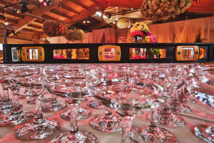 chaparral wedding reception