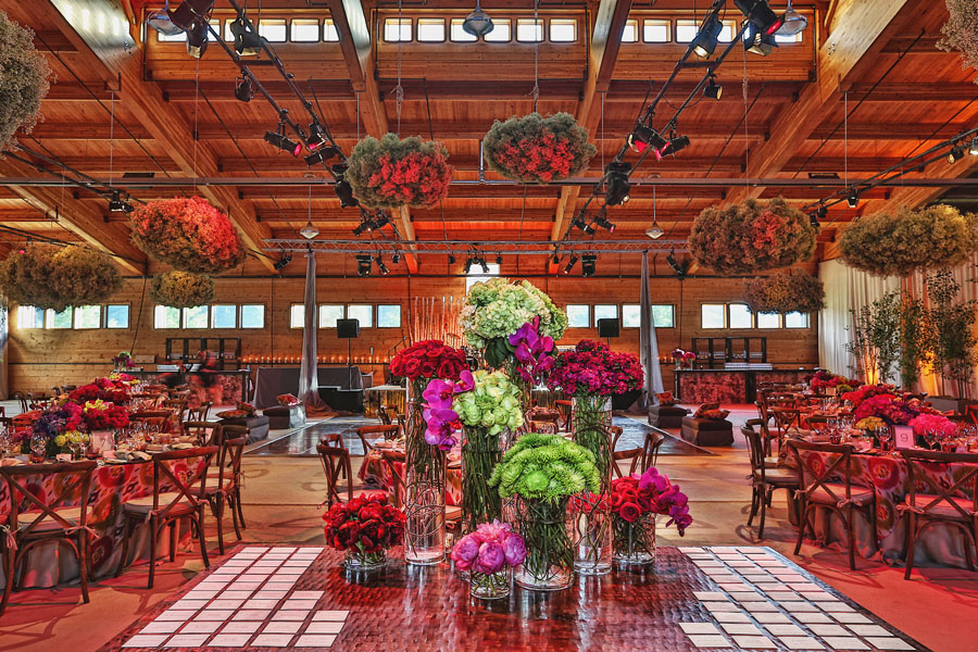 aspen chaparral wedding ballroom