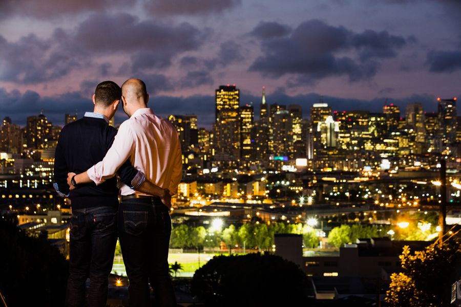 san francisco same sex couples photo
