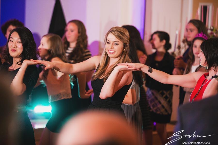 bat mitzvah dancing