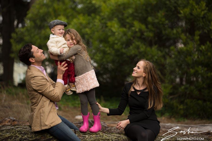 family photo park