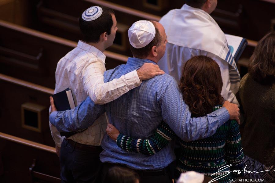 bar mitzvah guests