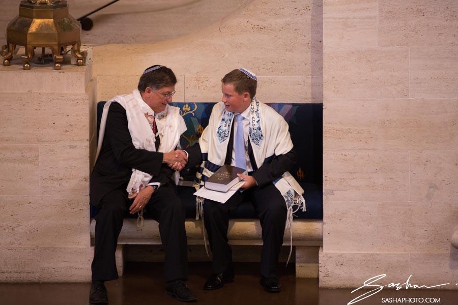 bar mitzvah rabbi