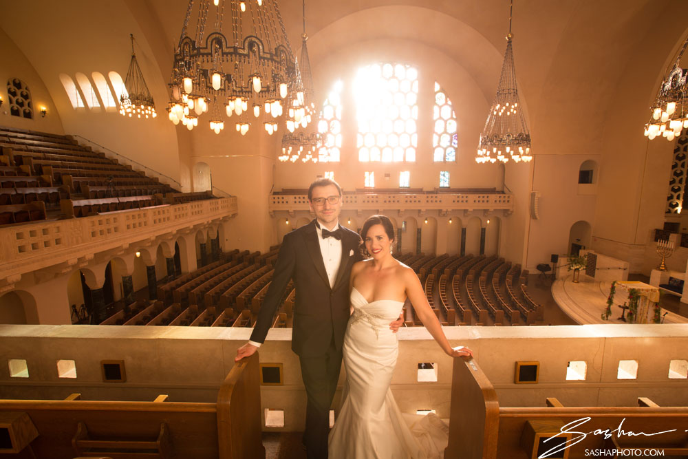 bride groom temple emanuel san francisco