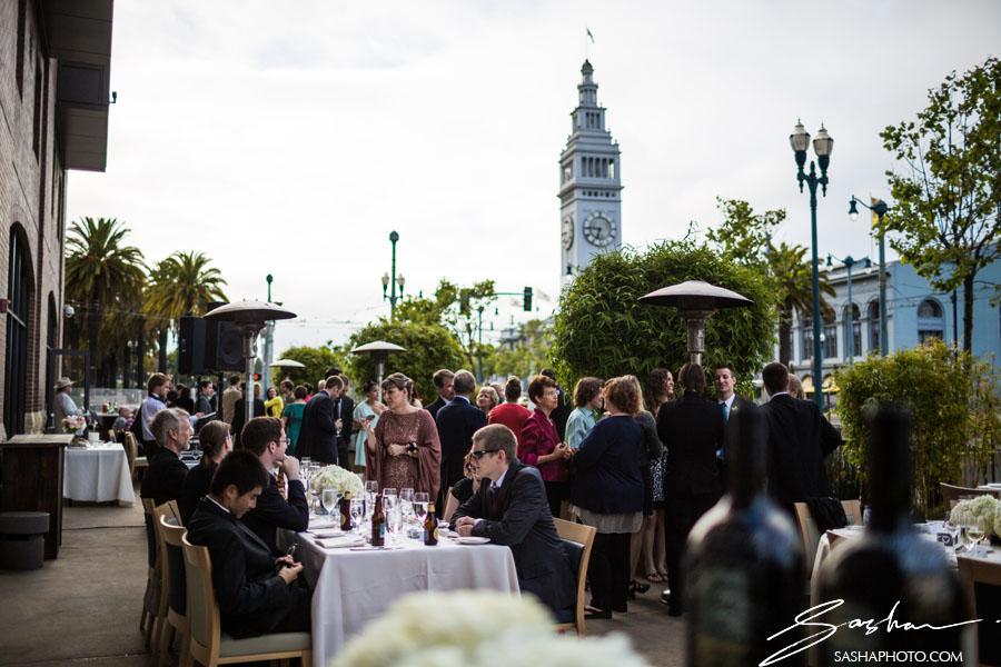 Hotel Vitale Wedding
