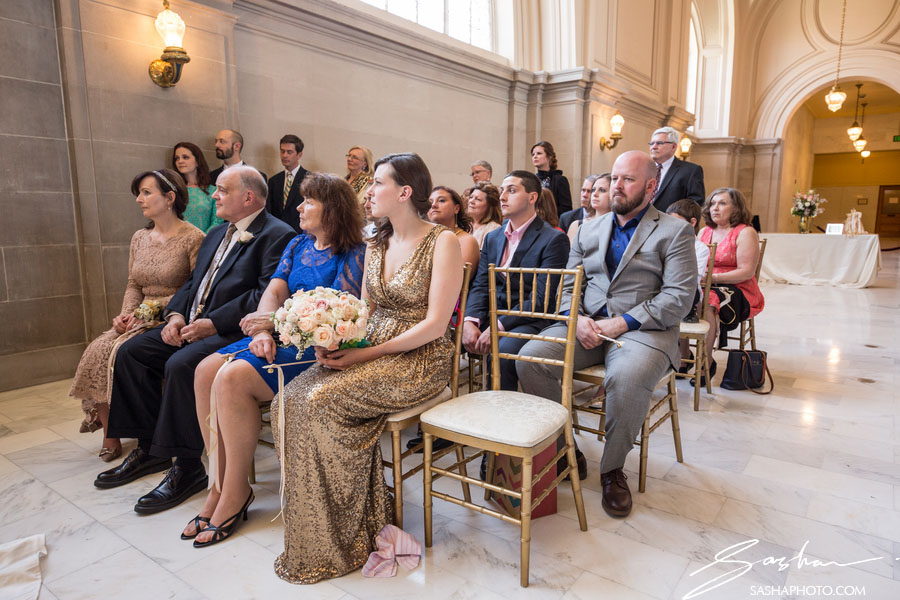 san francisco city hall 4th floor wedding