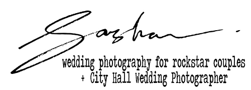 San Francisco Wedding Photographer | SASHA