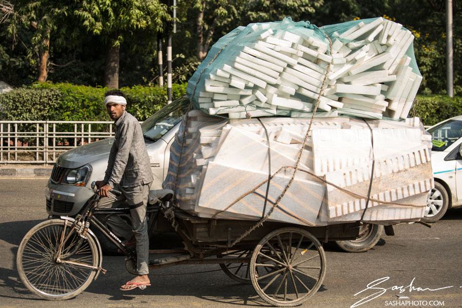 indian delivery pedi cab