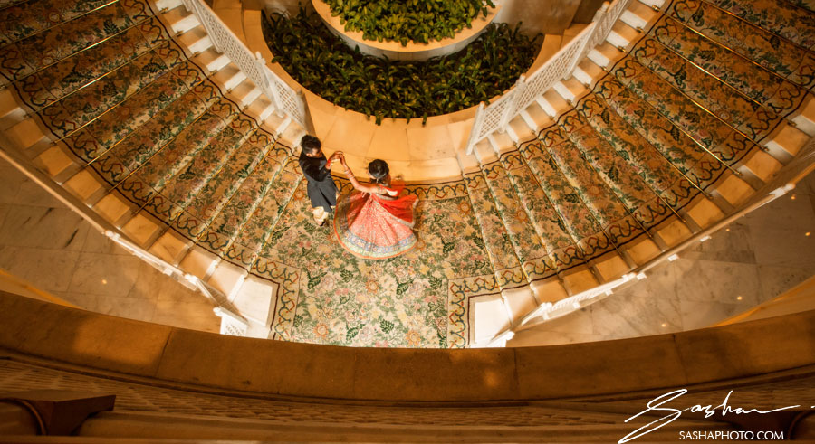 destination wedding in india hyatt delhi
