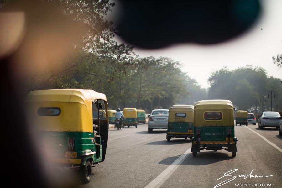 delhi auto rickshaws