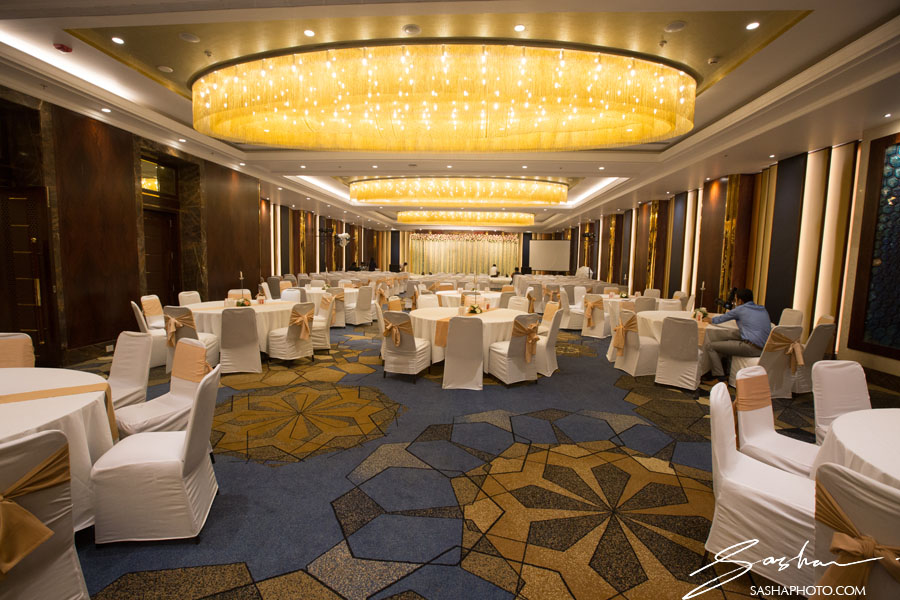 sheraton grand pune ballroom