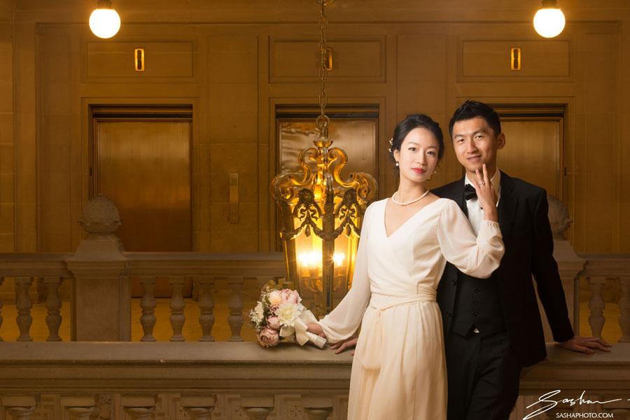 chinese wedding san francisco city hall