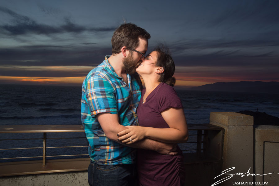 cliff house sunset proposal