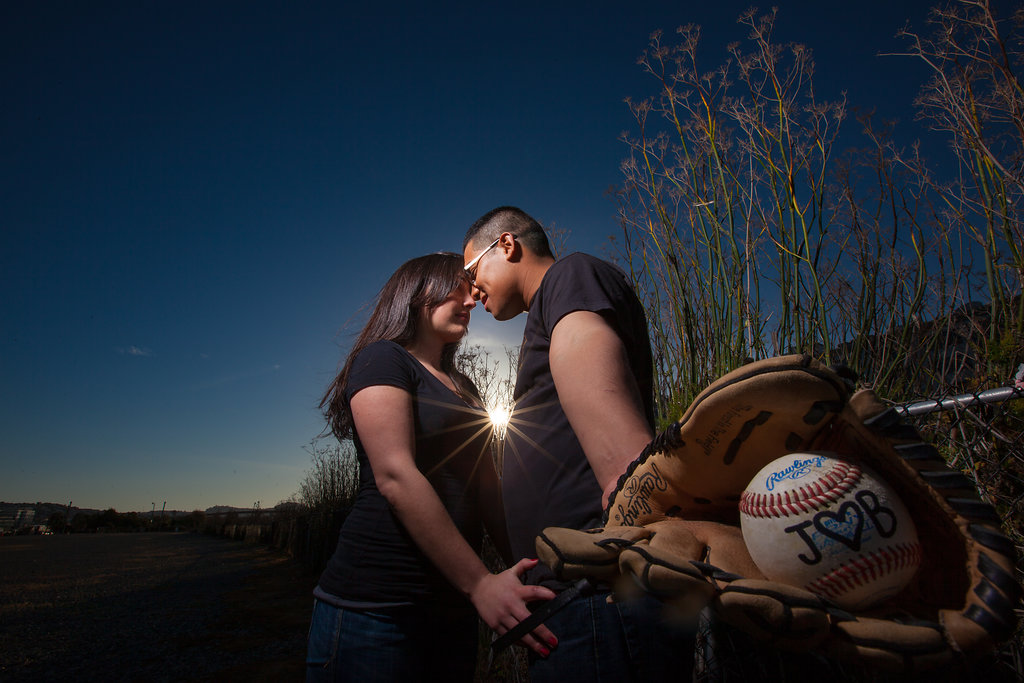 san francisco giants engagement session