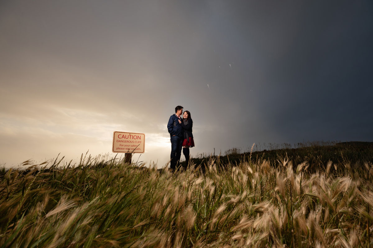 ritz carlton half moon bay surprise proposal