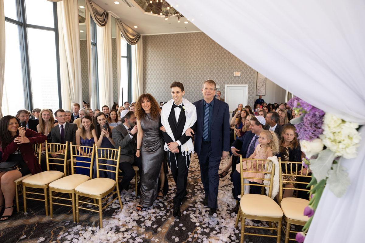 westin st francis wedding