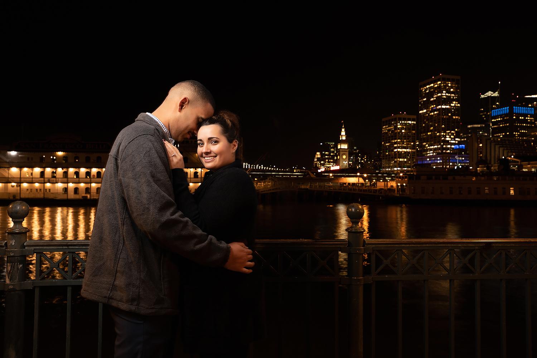pier 7 nighttime proposal